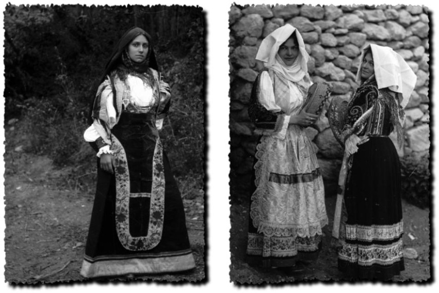 Abbigliamento Tradizionale di Sardegna    Storia e informazioni ... 70c084b8598